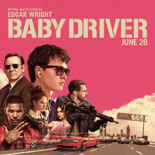 Baby Driver anmeldelse