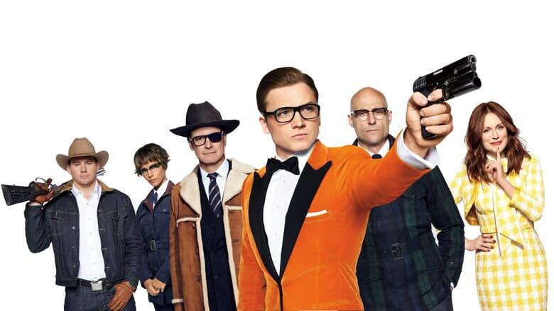 Kingsman: The Golden Circle anmeldelse