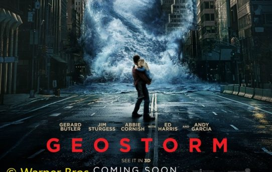 Geostorm anmeldelse