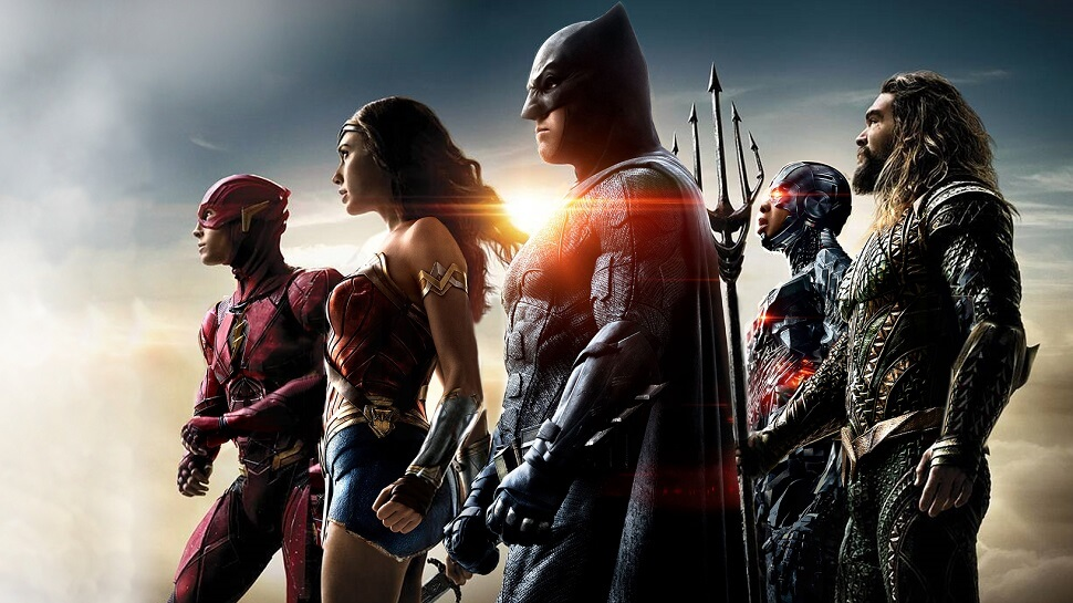 Justice League anmeldelse