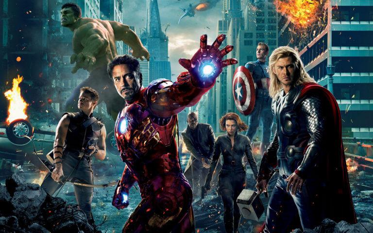 Marvel Top 10