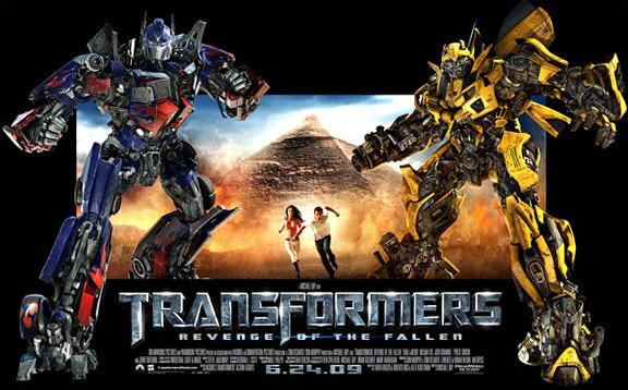 Den du IKKE skal se: Transformers 2