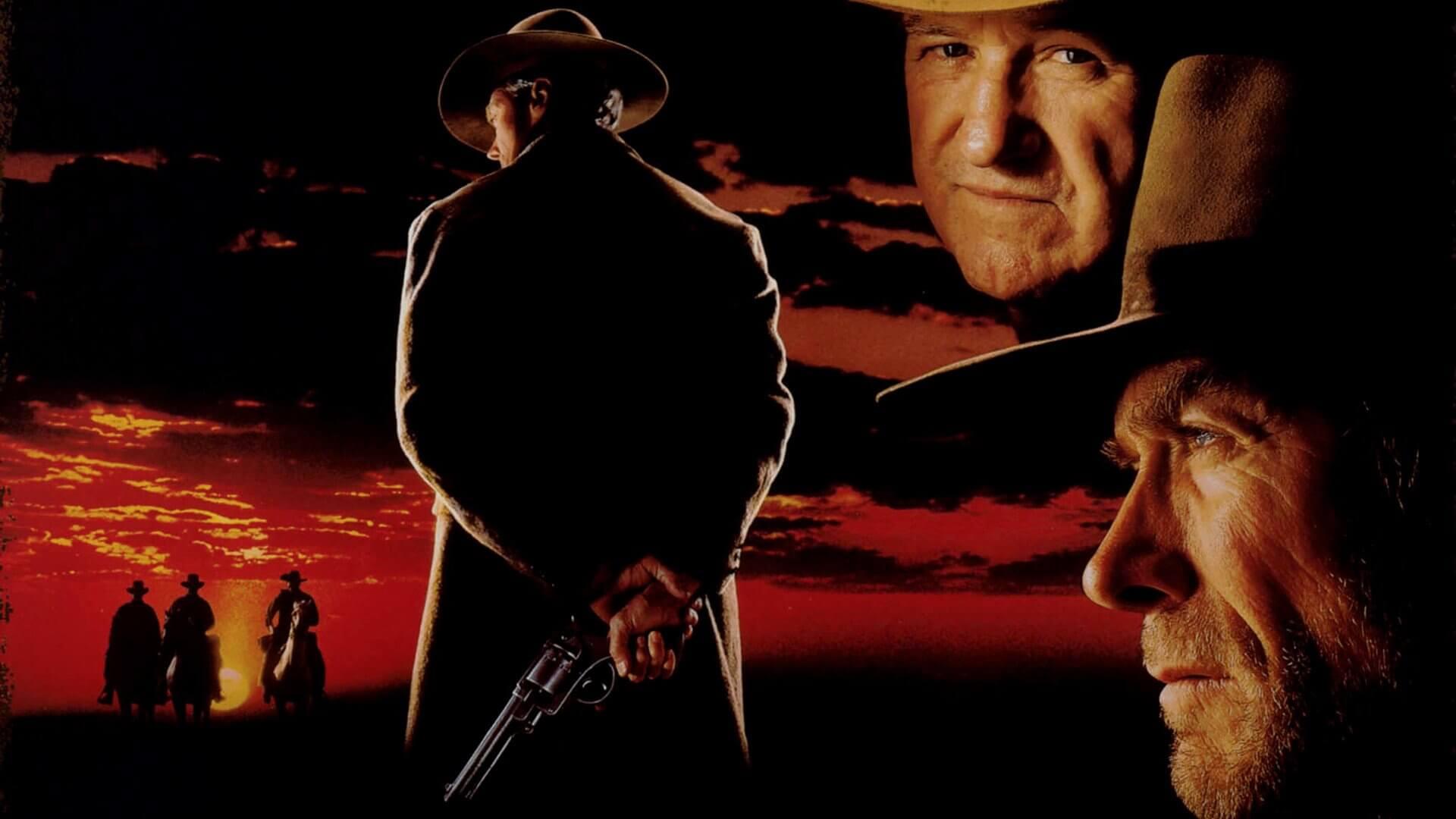 Den du skal se og den du IKKE skal se: Unforgiven og The Lone Ranger