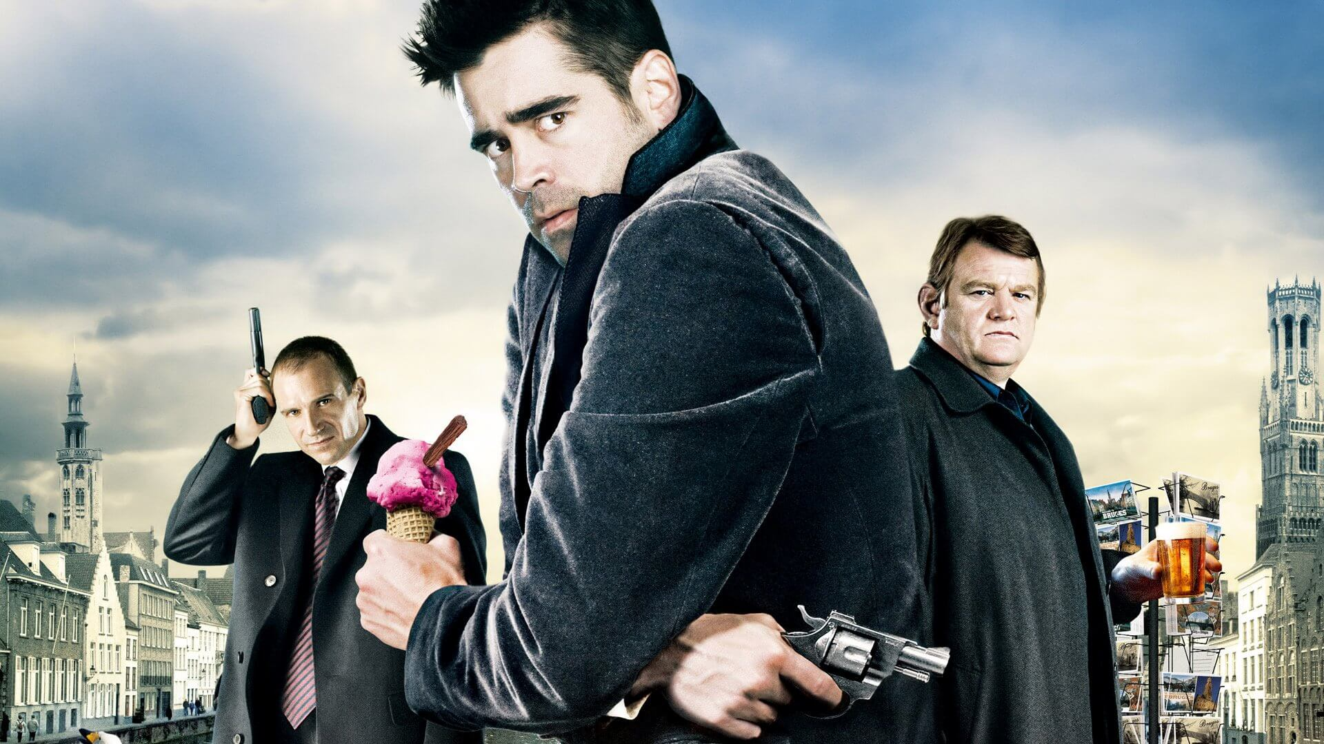 In Bruges vs. Hitman