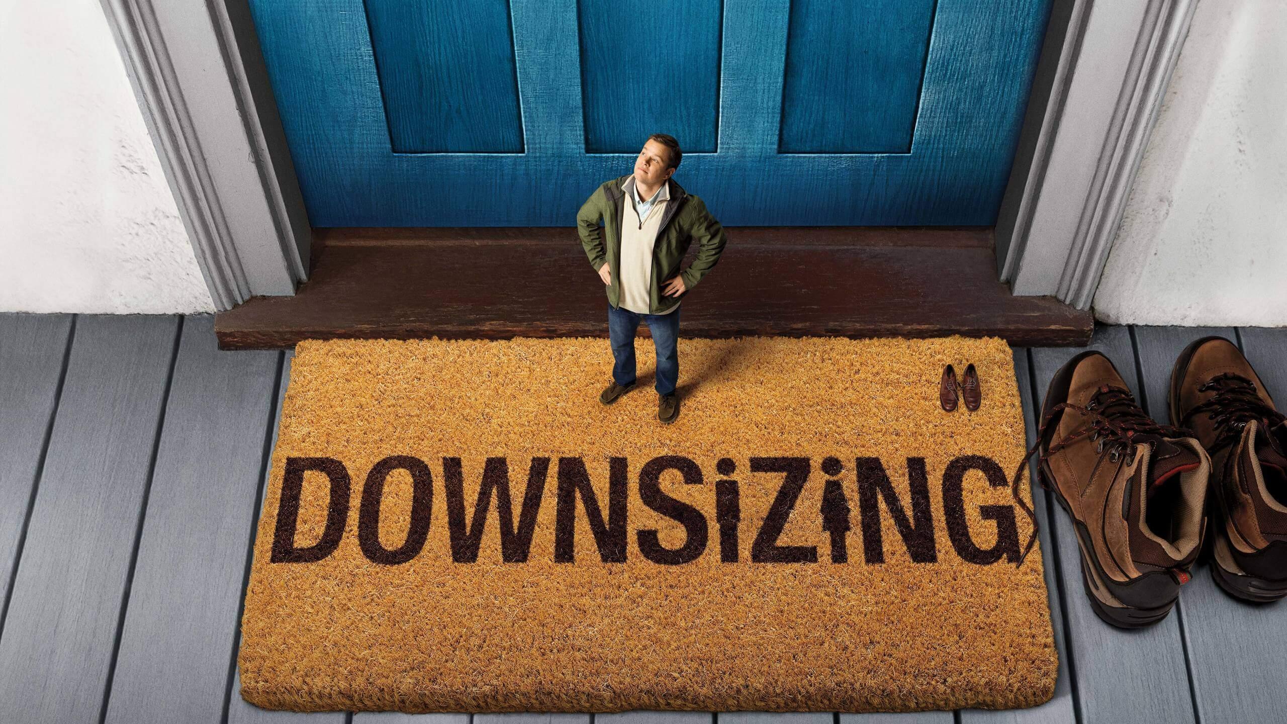 Downsizing anmeldelse