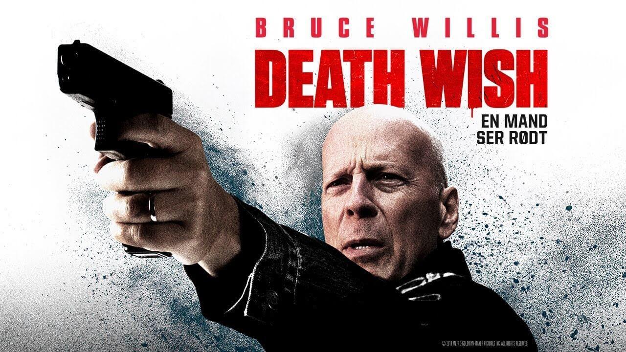 Death Wish: En Mand Ser Rødt anmeldelse