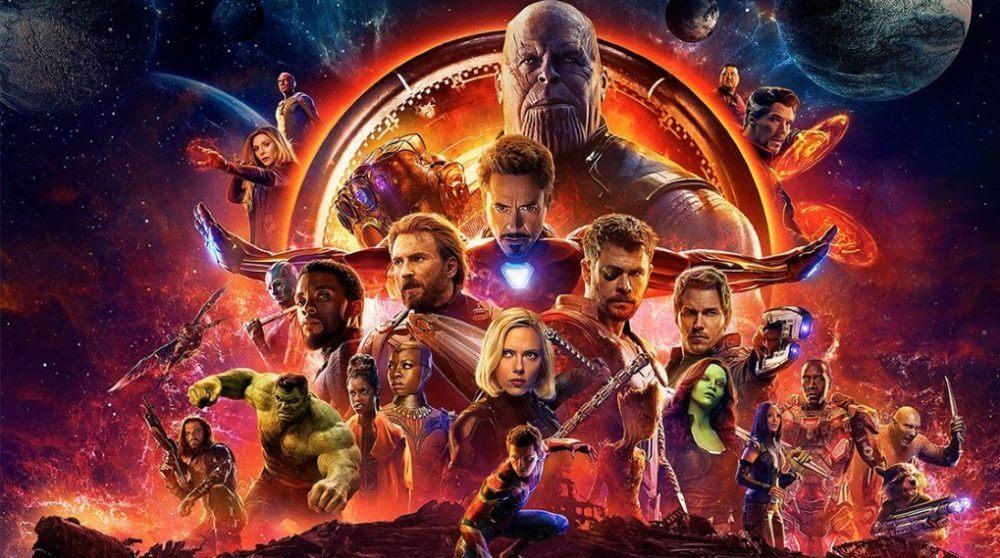 Avengers: Infinity Wars anmeldelse