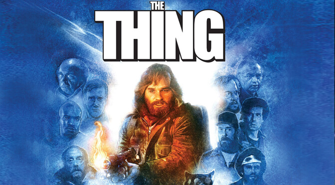 The Thing vs. The Snowman