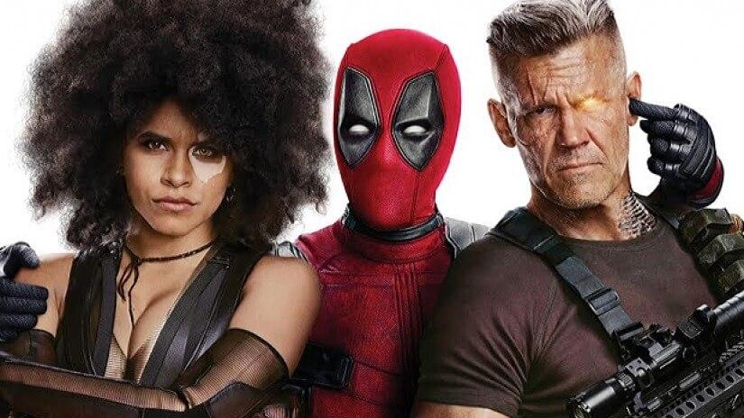 Deadpool 2 anmeldelse