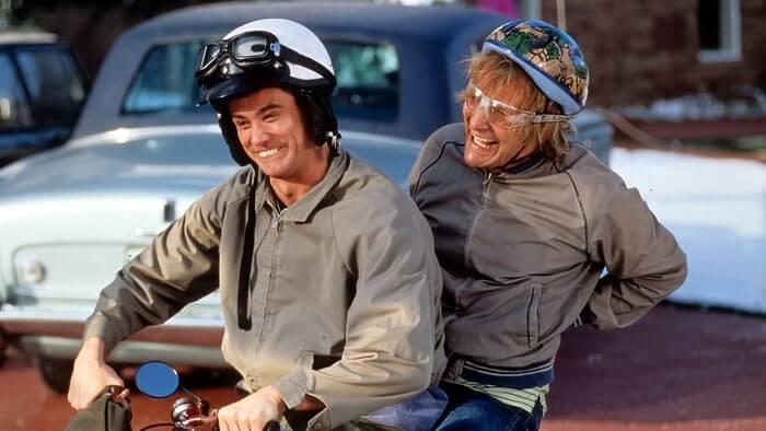 De bedste komedier fra 80'erne og 90'erne