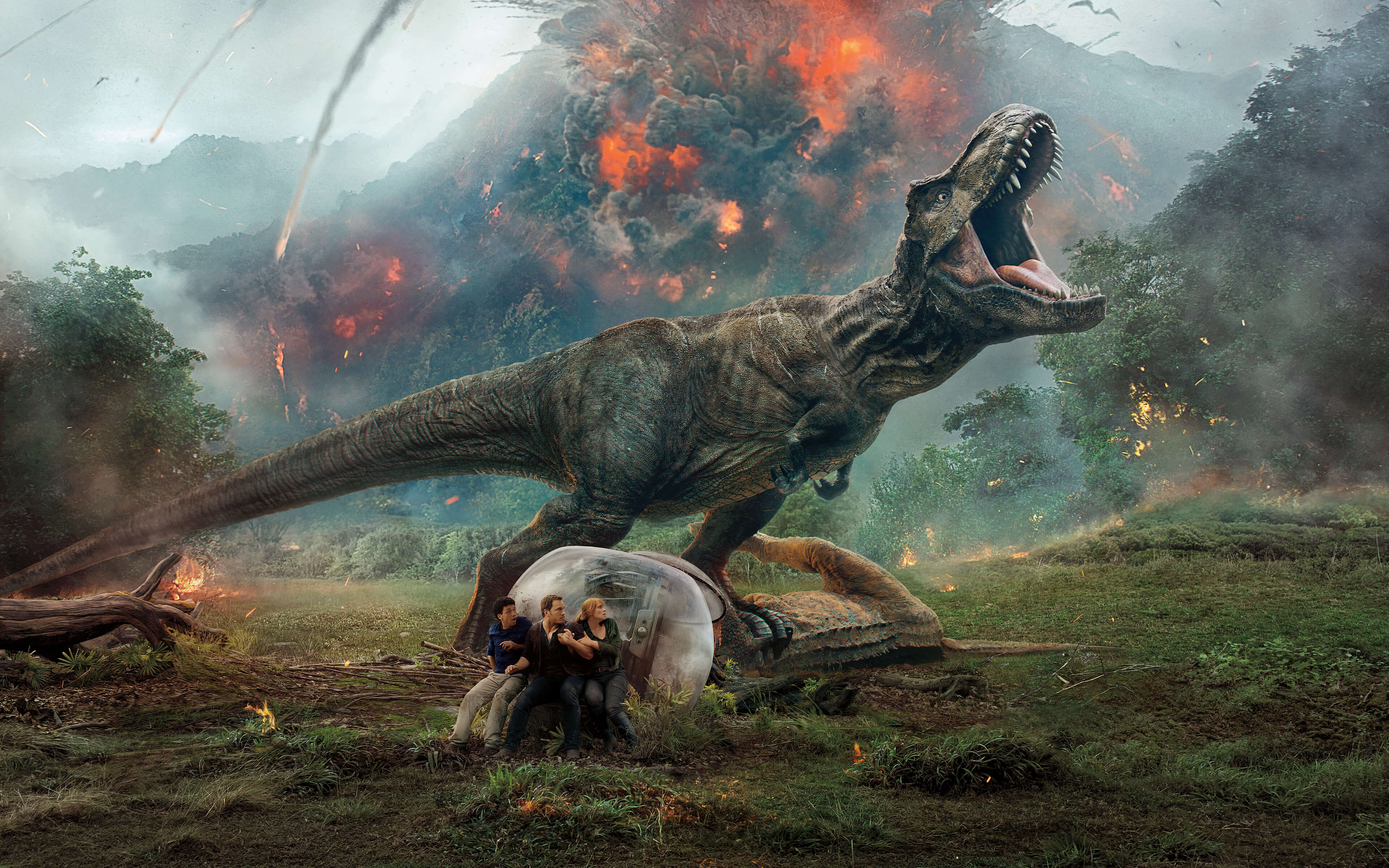 Jurassic World: Fallen Kingdom anmeldelse
