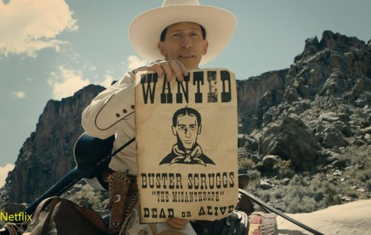 The Ballad Of Buster Scruggs anmeldelse