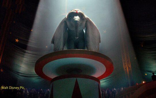 Dumbo anmeldelse