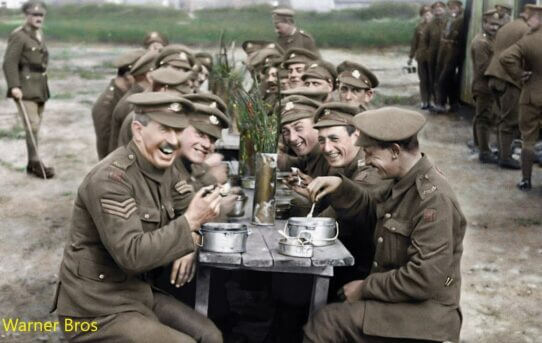 They Shall Not Grow Old (blu-ray anmeldelse)