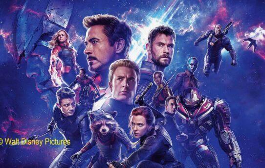 Avengers: Endgame anmeldelse