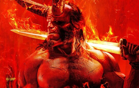 Hellboy anmeldelse