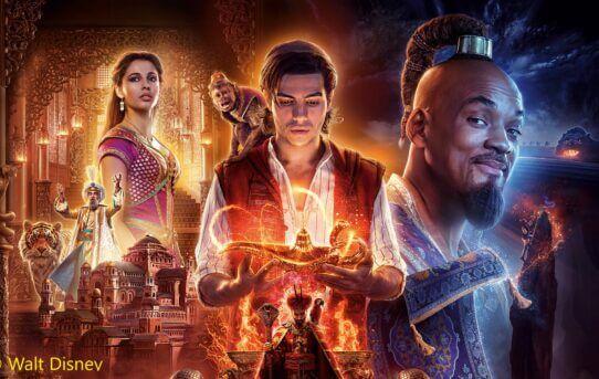 Aladdin anmeldelse