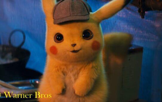 Pokémon Detective Pikachu anmeldelse