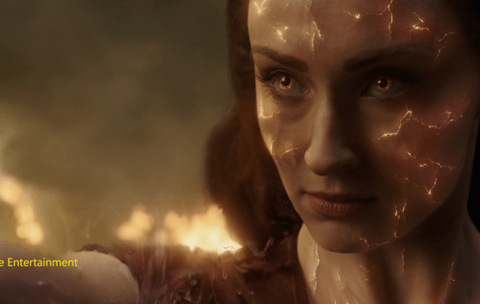 X-Men: Dark Phoenix (Ultra 4k + Blu-Ray anmeldelse)
