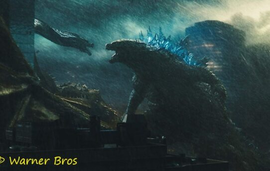 Godzilla 2: King Of The Monsters anmeldelse