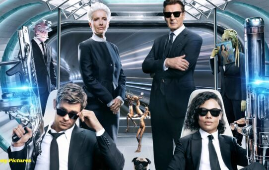 Men In Black: International anmeldelse