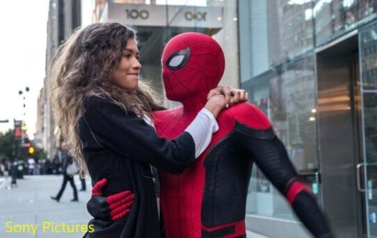 Spider-man: Far From Home anmeldelse