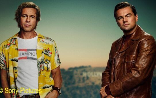 Once Upon A Time...In Hollywood anmeldelse