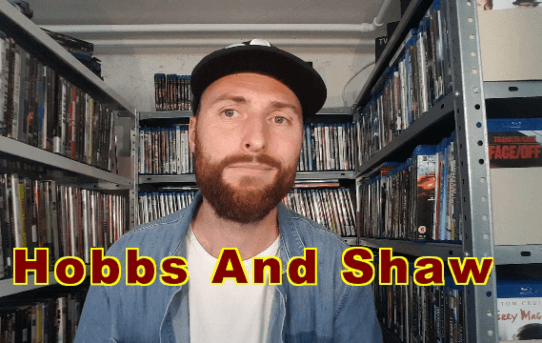 Hobbs And Shaw anmeldelse