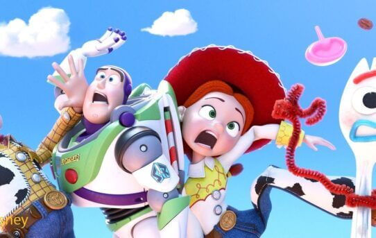 Toy Story 4 anmeldelse