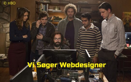Moviemaniac søger webdesigner!