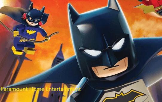 Lego DC Batman (dvd anmeldelse)