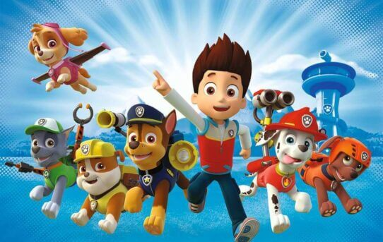 Paw Patrol: Pups And The Pirate Treasure (dvd anmeldelse)
