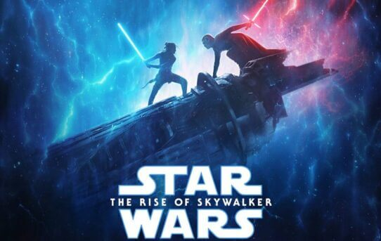 The Rise Of Skywalker (biograf anmeldelse)