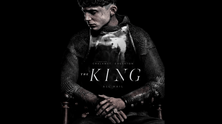 the king