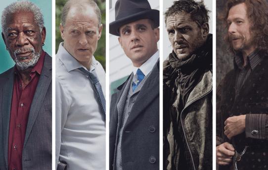 De Bedste Mandlige Birolle skuespillere – mine ti favoritter