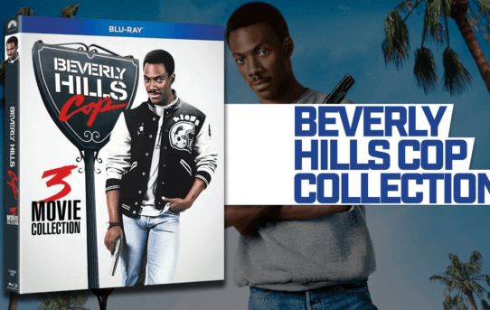 Beverly Hills Cop - Blu-Ray collection (anmeldelse)