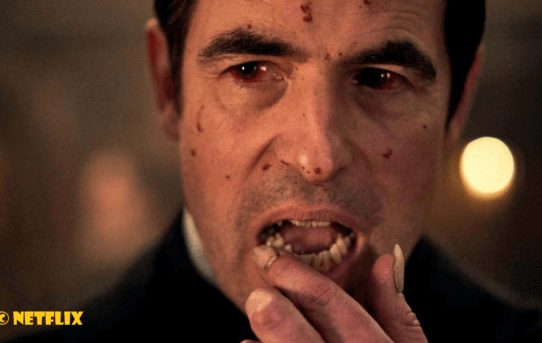 Dracula stream på Netflix