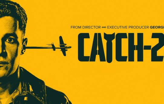 catch-22 sæson 1 (dvd anmeldelse)
