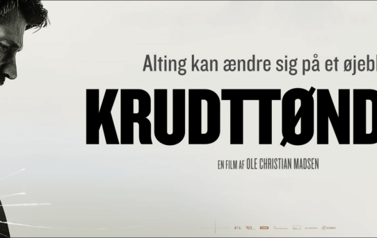 Krudttønden (biograf anmeldelse)