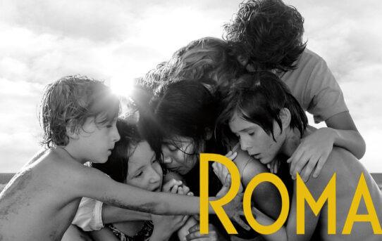Roma (blu-ray anmeldelse)