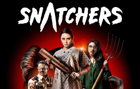 Snatchers (blu-ray anmeldelse)