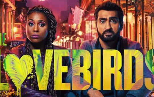 The Lovebirds (streaming anmeldelse)