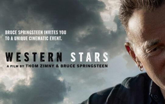 Western Stars (dvd anmeldelse)