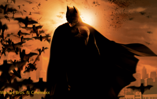 Nolan: Batman Begins IMAX (biograf)