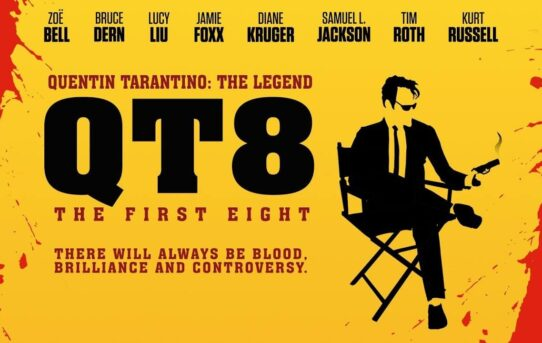 QT8: The First Eight (biograf anmeldelse)